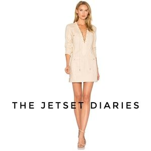 THE JETSET DIARIES Kupala Dress In Sand